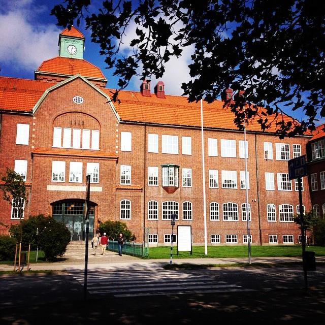Österportgymnasiet i Ystad