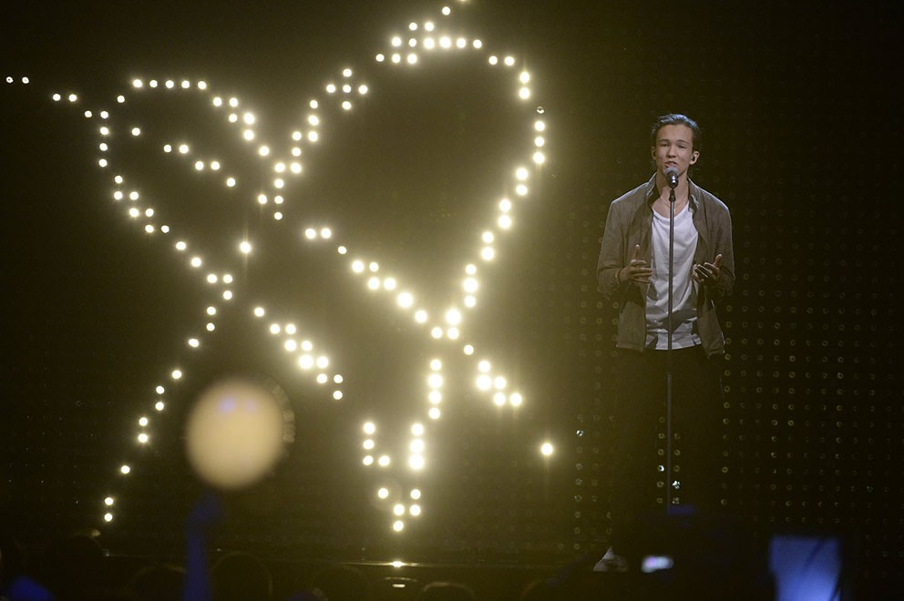 Frans Melodifestivalen