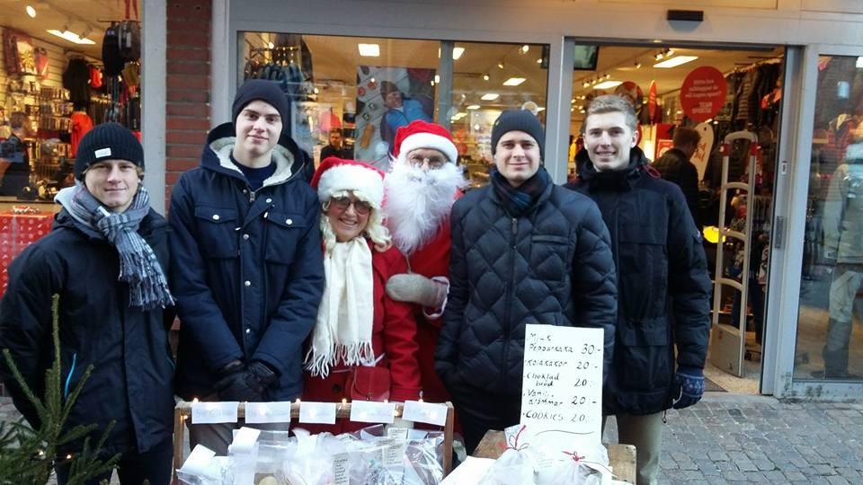 HA julskyltning ystad 2016