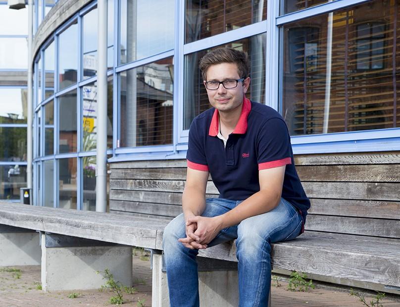 Fredrik Wernhoff elevintervju