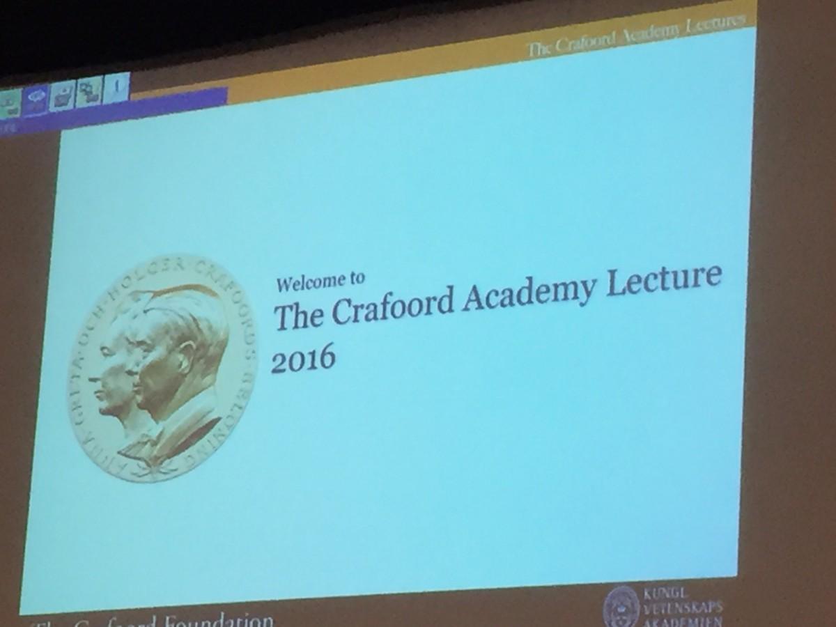 Crafoord Academy 2016 NA