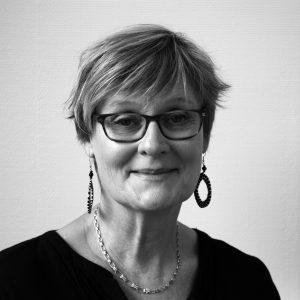Eva Hildeman Bibliotekarie
