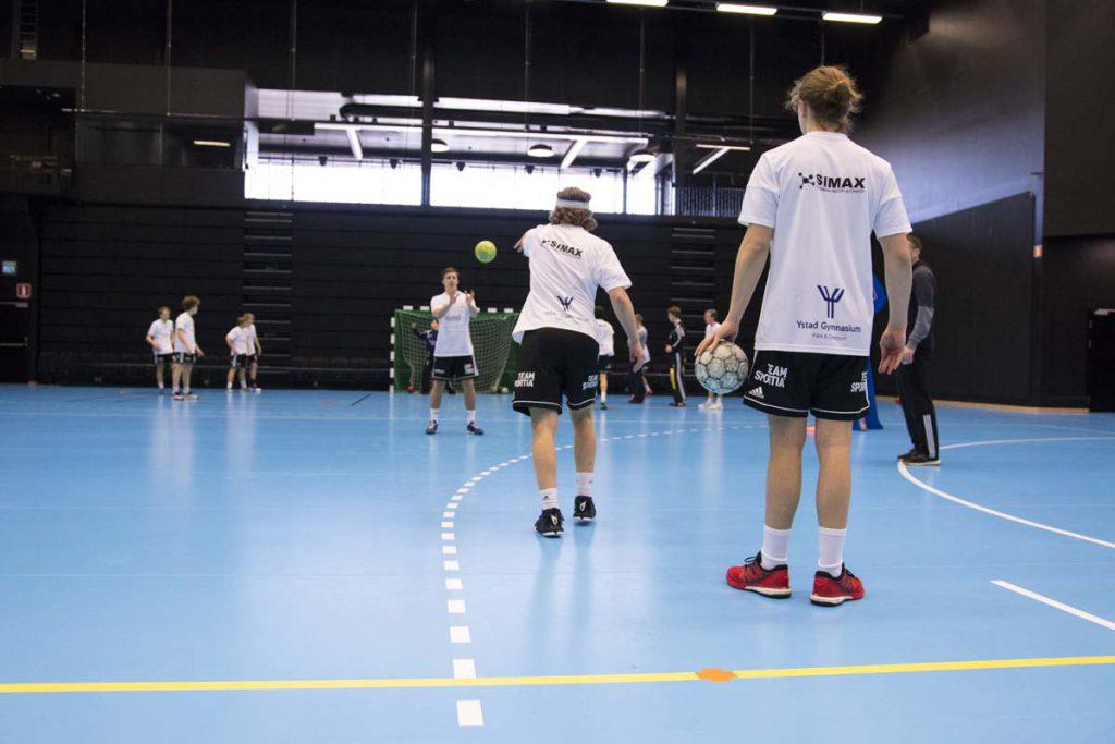 NIU_handboll_Ystad Gymnasium 2017_6
