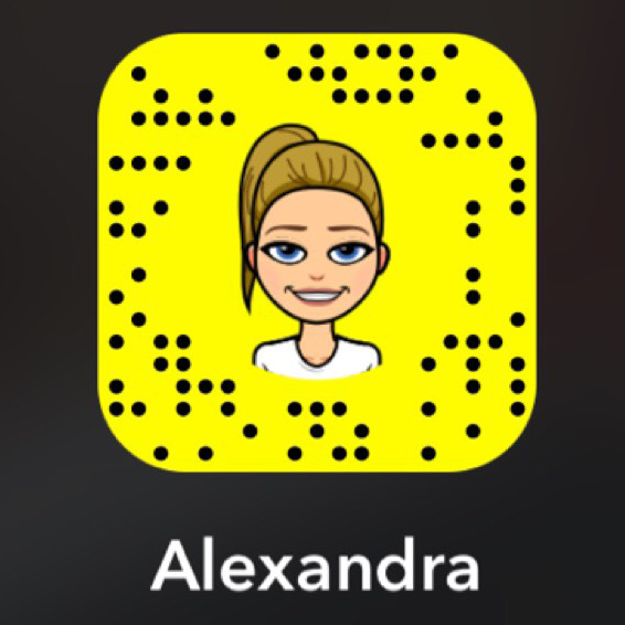 Snapchat Alexandra