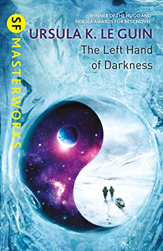 ursula leguin s the left hand of One of the troubles with our culture is we do not respect and train the  imagination it needs exercise an interview with sf great ursula k le guin   you were on fire, writing the left hand of darkness (1969) and the.