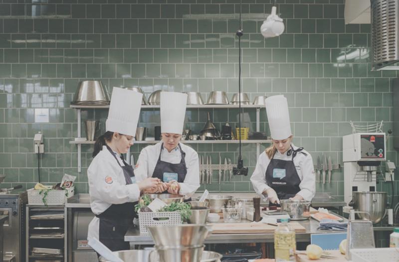 Kockduellen Restaurang- och livsmedelsprogrammet