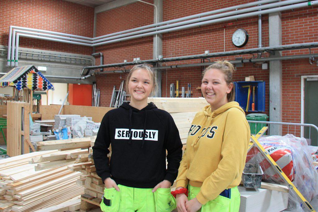 Bygg- och anläggningsprogrammet Ystad Gymnasium