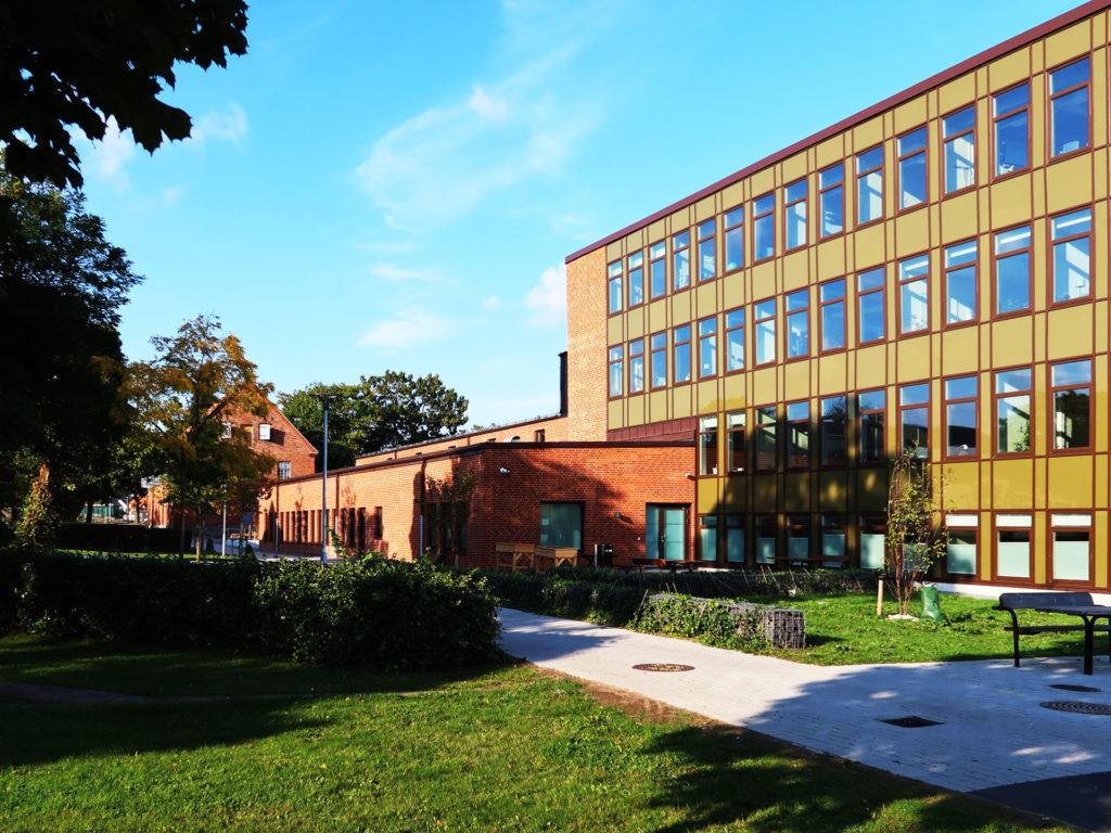 Parkgymnasiet Ystad Gymnasium