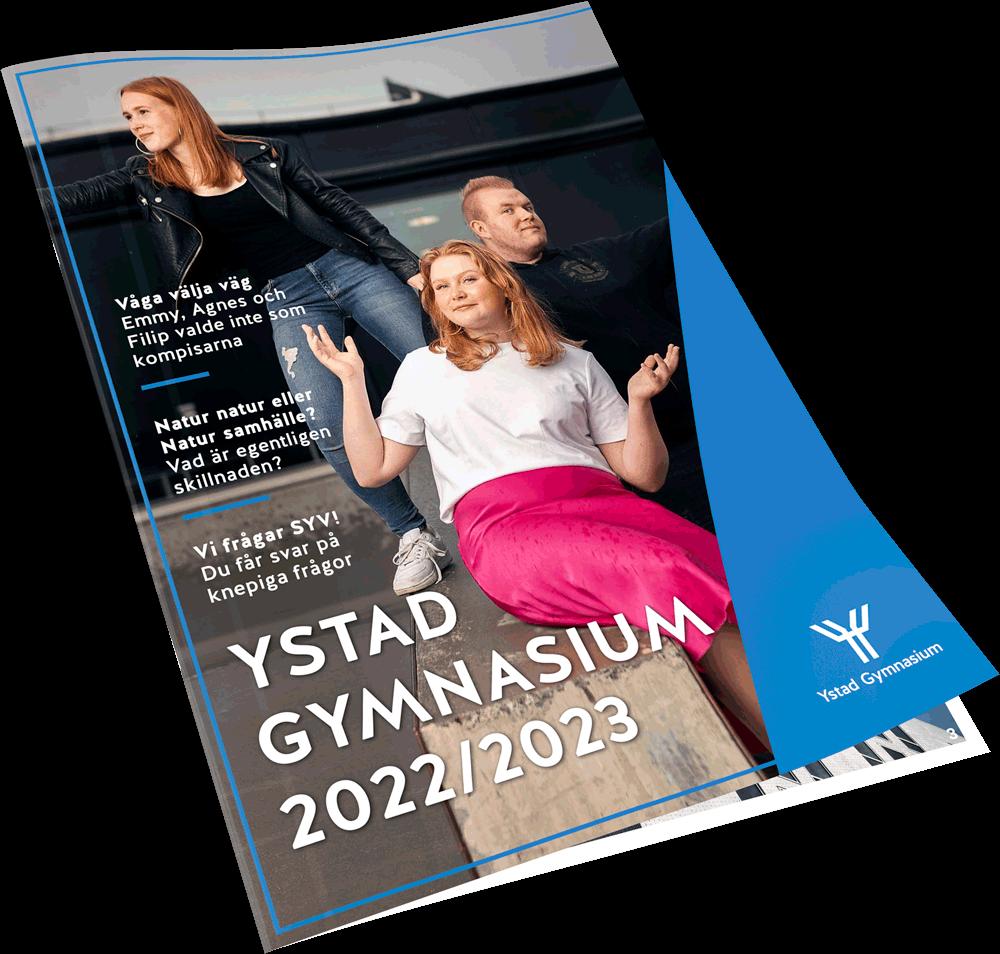 Ystad Gymnasium Magazine 2022/2023