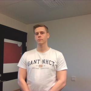 Jakob Nilsson Fjärde teknikåret Ystad Gymnasium