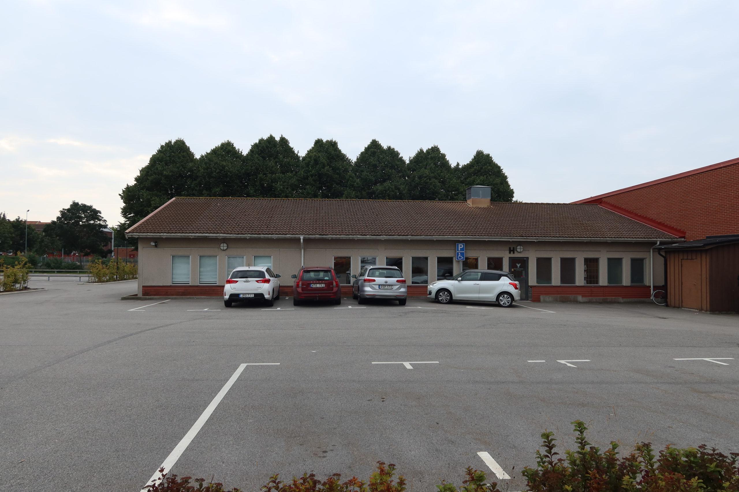 Bygg och anläggning Ystad Gymnasium
