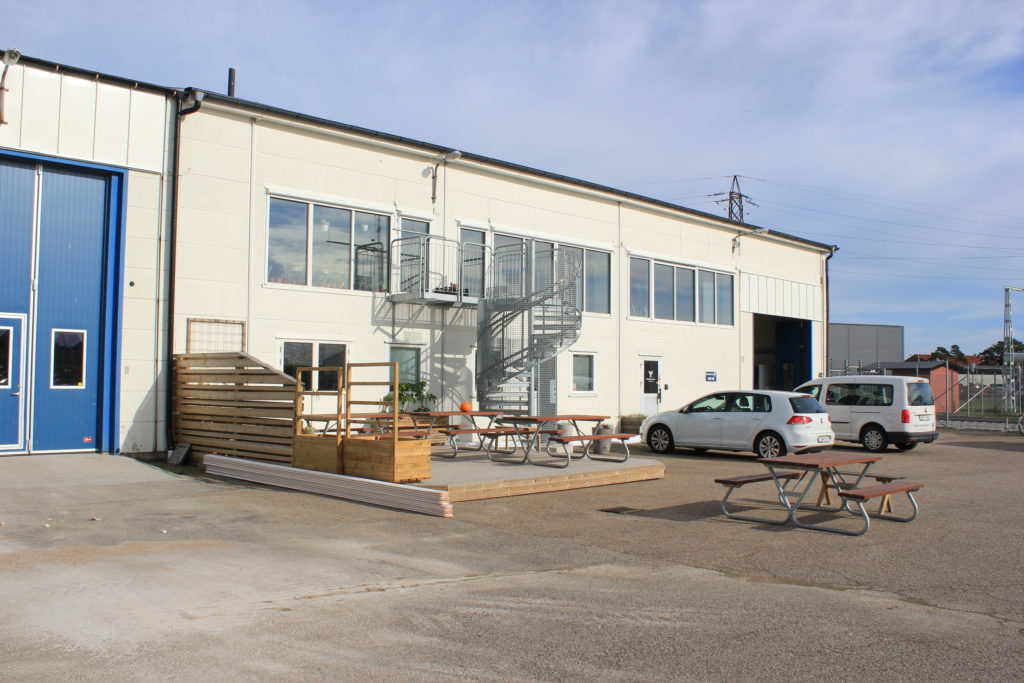 Firman Ystad Gymnasium