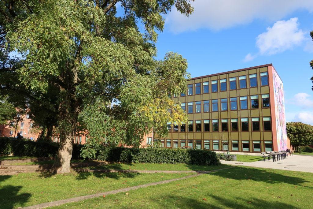 Gymnasiesärskola Ystad Gymnasium