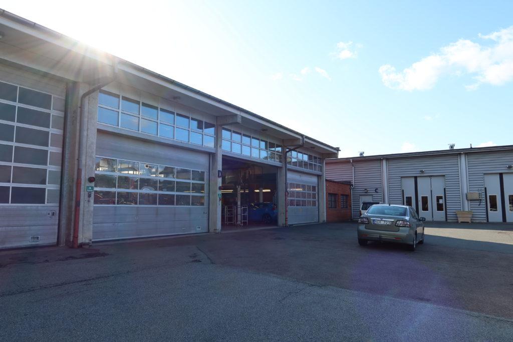 Park Fordon och transport Ystad Gymnasium