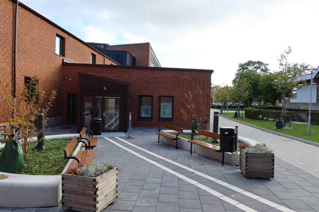 Gymnasiesärskolan Ystad Gymnasium